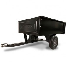Agri-Fab 350lb Towable Steel Dump Cart
