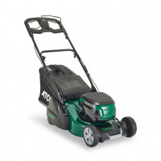 ATCO Liner 18S LI Lithium Ion Roller Rotary Lawnmower with 5Ah Battery