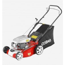 "Cobra M40C 16"" Push Pedestrain Lawnmower"