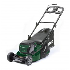 ATCO Liner 18S LI Lithium Ion Roller Rotary Lawnmower