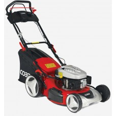 "Cobra MX46SPCE 4 In 1 18"" Self Propelled Electric Start Pedestrian Lawnmower"