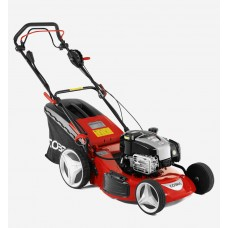 "Cobra MX515SPBI 20"" Aluminium Deck Self Propelled Pedestrian Lawnmower"