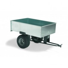 Atco Galvanised Cart