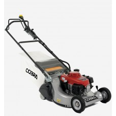 "Cobra RM53SPH 21"" Professional Self Propelled Rear Roller Lawnmower"