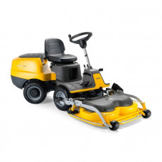 Stiga Park 120 front deck ride on lawnmower with 85cm quick flip deck