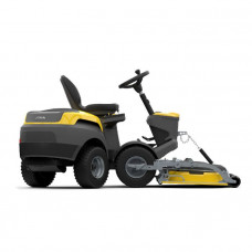 Stiga Park 320 P Front Deck Ride on Lawnmower with 95cm Deck